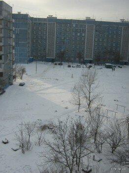 Вид из окна на Рубана 7