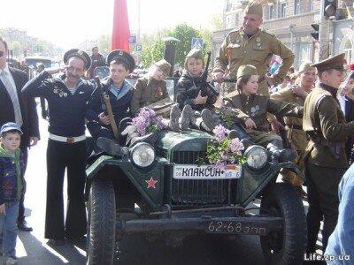Расскажи мне, солдат... 9 мая 2008г. День Победы.