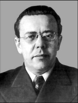 Кузьмин Анатолий Николаевич 1937 - 1948 гг.