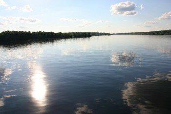 Широка река... Глубока река...