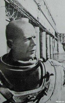 Павел Орлов награжден награжден орденом Красной Звезды за мирный труд