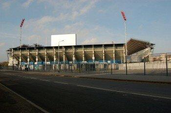 Стадион футбольного клуба «Металлург»