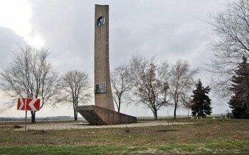 Памятник - автомобилистам без ЗИСа. Автор: ValeriyDudush.