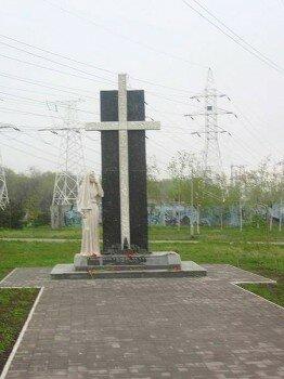 Памятник открыт 29 ноября 2007 года в сквере имени Александра Поляка.