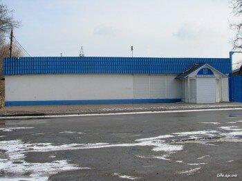 "Магазин ""Стройсервис"" по ул. Шушенская 34а."