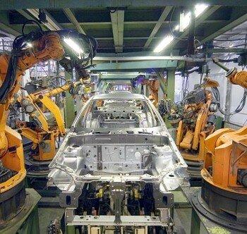 """Машиностроение. ЗАО """"ЗАЗ"""" – крупный отечественный производитель легковых автомобилей."""