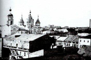 Покровский собор 1911 год.