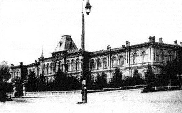 Женская гимназия 1911 год.