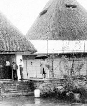 1973 год. Ресторан «Казачий дозор».