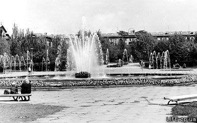 70-е годы. Площадь Маяковского.