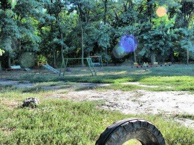 Детская площадка овощеводов.