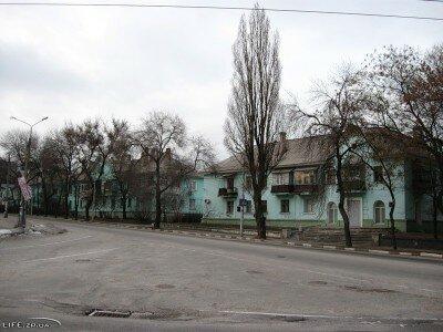 Дома расположены по улице Кияшко