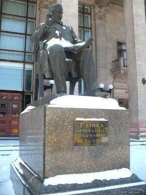 Великий русский композитор, родоначальник русской классической музыки.