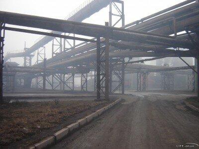 На одном из заводов Запорожья