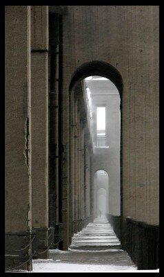 На Преображенском мосту