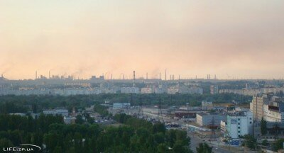 Запорожская панорама