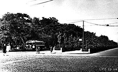 Площадь Свободы, 1957 год