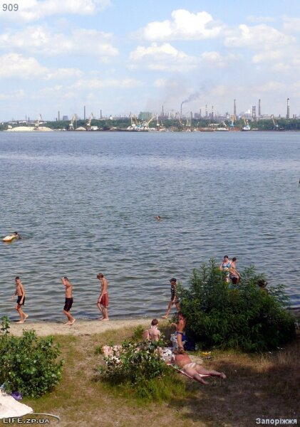 Порт имени В.И. Ленина