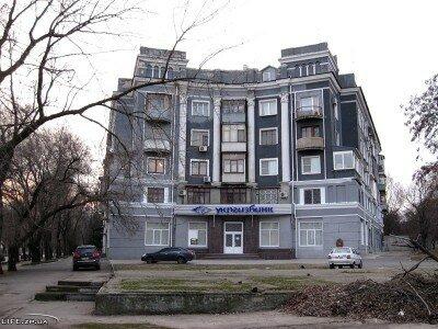 «Укргизбанк» на бульваре Винтера