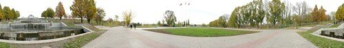 Виртуальная панорама Радуги на набережной