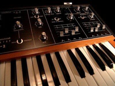 Синтезатор электронный музыкальный «Ритм-2»