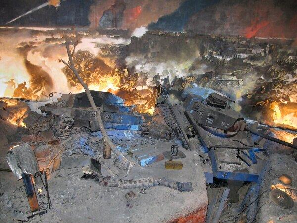 Музей «истории Запорожского казачества»