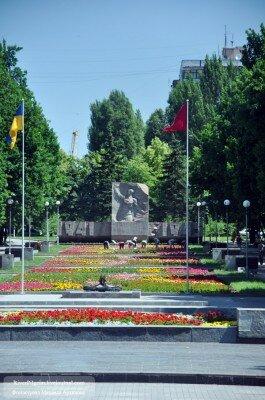 Аллея Боевой Славы Великой Отечественной войны
