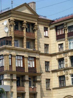 Архитектурные детали здания