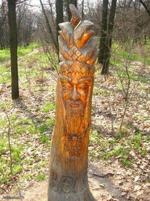 Велес (или Волос) - славянский бог богатства, покровитель купцов и торговли.