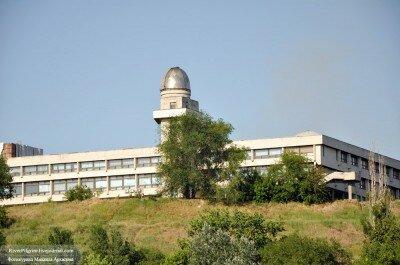 Бывший Дворец Пионеров открыт в 1986 году