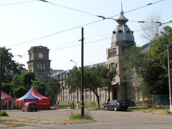 Электростанция начала ХХ века