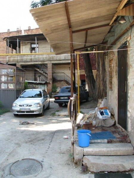 Переулки, подворотни и дворики Запорожья