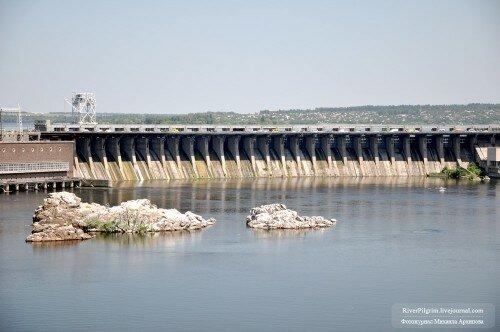 Днепровская гидроэлектростанция, ДнепроГЭС