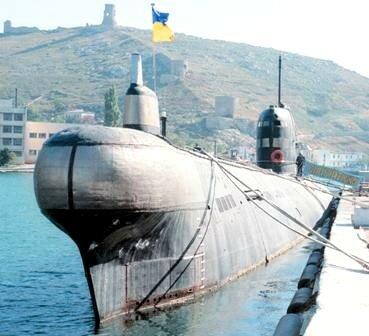 Лодка впервые стала на ремонт в 1972 году после завершения длительной боевой службы в Атлантике.