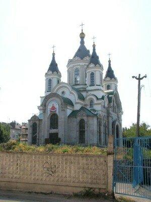 Покровский собор начала ХХ века