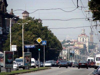 Проспект Ленина, перспектива