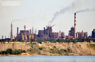 Запорожье промышленный гигант