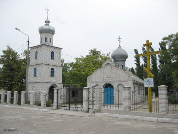 Церковь Петра и Павла на 3-м Шевченковском