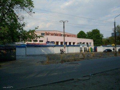 Второй по величине фруктово-овощной базар в Запорожье