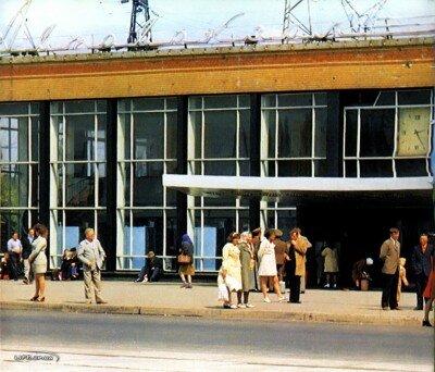 Автовокзал 1978 года