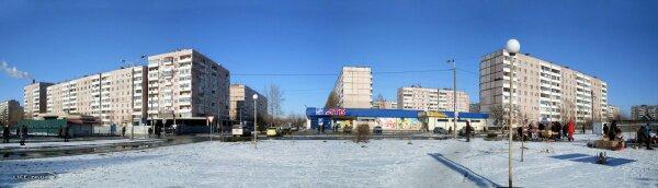 Панорама Маршала Чуйкова