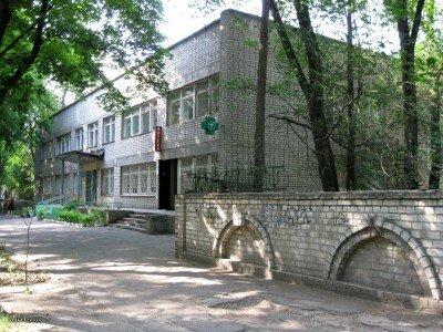 Детская поликлиника №2 по улице Правды 32