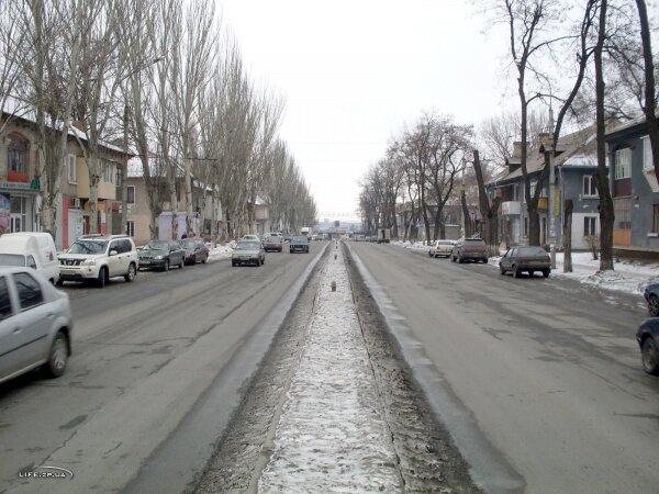 Там же, в сторону ул. Тюленина