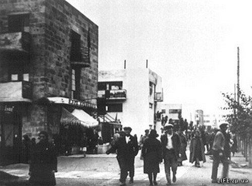Довоенный город, 30-е годы