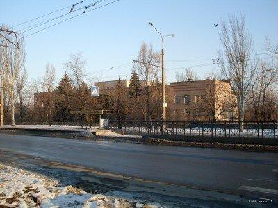 Областной кардиодиспансер по улице Победы 78