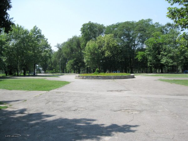 Парк Металлургов в наши дни