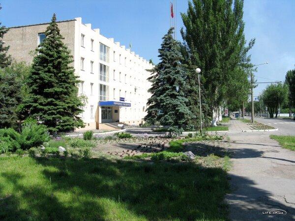 Райисполком Орджоникидзевского района на улице Седова