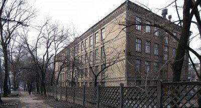 Общеобразовательная школа (ООШ) I-III степени №41 по улице Мира 6