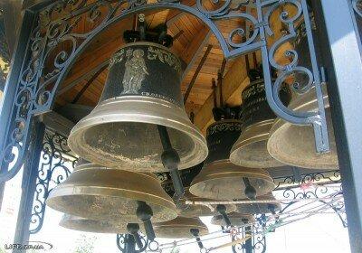 Колокола звонницы