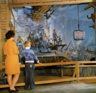 Панорама в музее